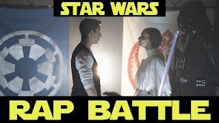 Star Wars Rap Battle Ep. 6 - Han Solo vs Princess Leia