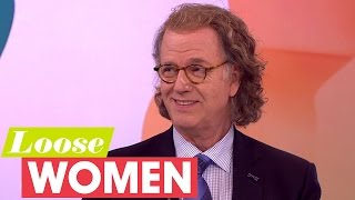 Andre Rieu Talks About His Marriage And His Music   Loose Women