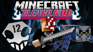 Minecraft: BLEACH MOD EP. 12 - The Spider Queen!