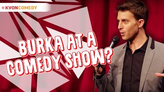*Burka At A Comedy Show?!  (these girls ain