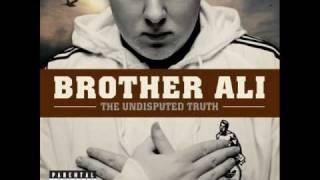 Brother Ali - Self Taught