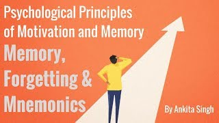 What Is The Psychology Behind Motivation? Memory, Forgetting and Mnemonics