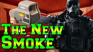The New Smoke (Holo Sight) - Rainbow Six Siege