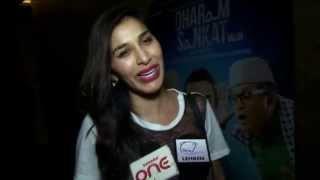 SCREENING OF DHARM SANKAT MAIN WITH SOPHIE CHAUDHARY