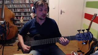 Gone To Pieces (bass cover)