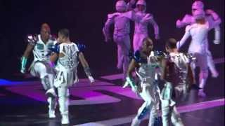 JLS - Teach me how to dance O2 London (24.03.12)