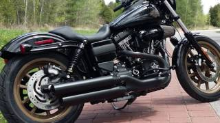 Harley-Davidson Low Rider S Test Ride and Review