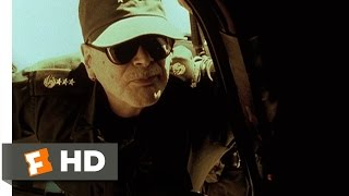 Traffic (1/10) Movie CLIP - General Salazar Pulls Rank (2000) HD
