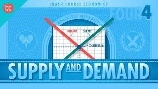 Supply and Demand: Crash Course Economics #4