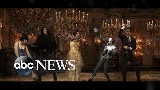 'GMA' anchors star in a Halloween fairy tale movie