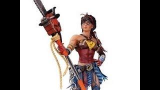 Atomic Wonder woman QUADRA KILL!!!!!!!!!! Infinite crisis