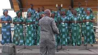 Lagos City Chorale sing
