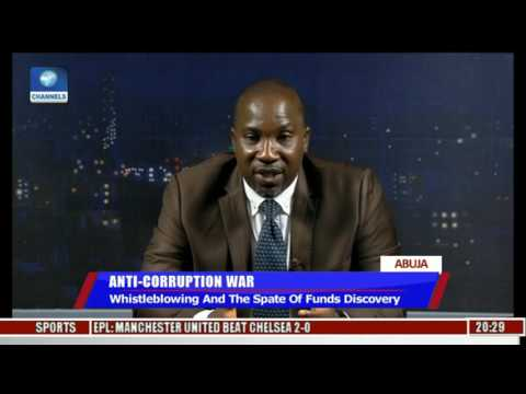 Sunday Politics Recent Cash Discoveries And The Controversies Pt 4