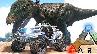 NEW DINO HYBRID, TEK ATV, UPDATES STREAM - Ark Survival Evolved
