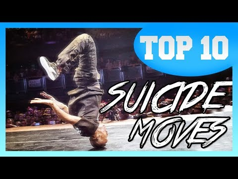 Xxx Mp4 TOP 10 Suicide Moves In Breakdance 3gp Sex