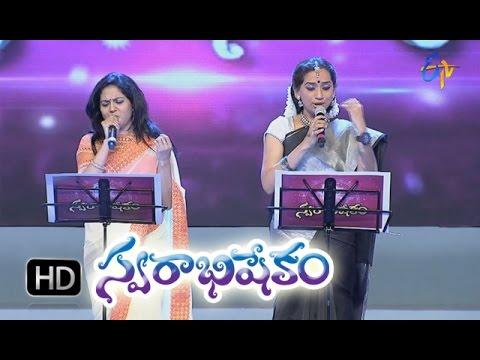 Xxx Mp4 Sri Ramuni Charitamunu Song Sunitha Kalpana Performance In ETV Swarabhishekam 27th Sep 2015 3gp Sex