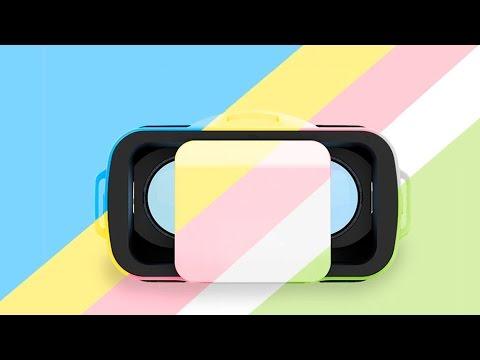 Очки виртуальной реальности - LEJI VR MINI