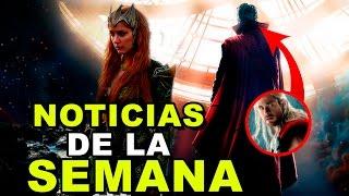 Doctor Strange, Wonder Woman, La reina Mera y mucho más - Noticias de la semana