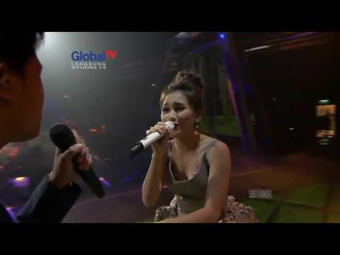 Romantic Duet Rizky Febian ft Ayu Ting Ting - Like I'm Gonna lose You AMAZING14 GLOBALTV