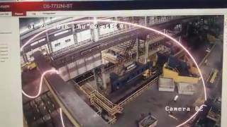 Viral Video UK: Metallurgical rolling mill accident