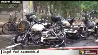 8 dead in major fire accident at Sivakasi cracker godown | Live report