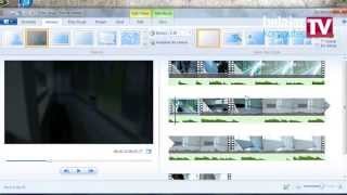 Mengedit video sendiri dengan Movie Maker