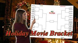 Holiday Movie Bracket