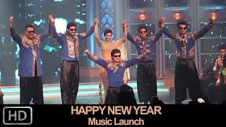 Music Launch Event Of Happy New Year