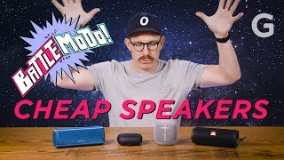 The Best Budget Bluetooth Speaker | Battlemodo