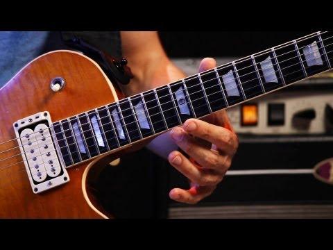 How to Play Natural Harmonics | Heavy Metal Guitar