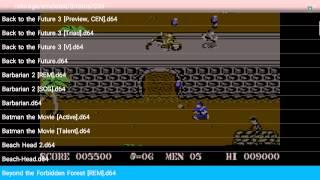 C64.emu (Shield TV)