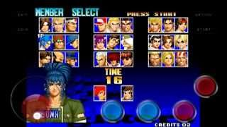 Game Play The King of Fighters 97 Android