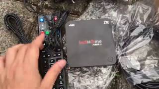 Usee TV 4K STB Android ZTE ZXV10 B860H RichMedia Box Indihome Fiber