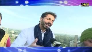 JORA 10 NUMBARIA | ON LOCATION SHOOT | CHANDIGARH | PTC Entertainment Show | PTC Punjabi
