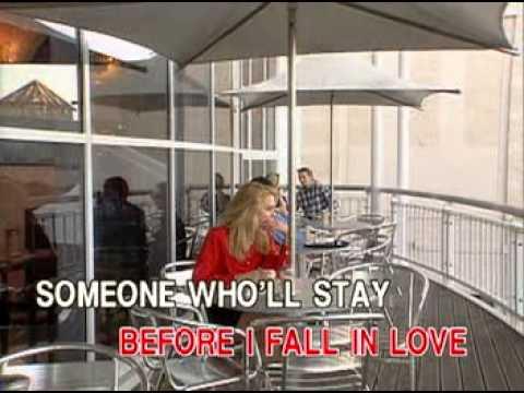 Coco Lee - Before I Fall In Love (karaoke)