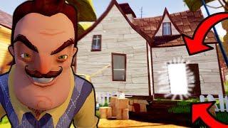 Es gibt ein NEUES HAUS !! | Hello Neighbour BETA 1 UPDATE | [Deutsch/German]