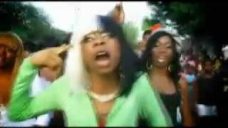 Lisa Hyper & 21 Bad Gal Medley - You Make Me Sweat - True Story & Style {OFFICIAL VIDEO} June 2010