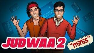 Judwaa 2 Spoof - Shudh Desi Minis || Shudh Desi Endings