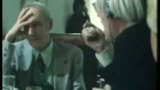 WARHOL  BURROUGHS   NICO - CHELSEA HOTEL - 1980