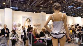 2017 01 21 Lingerie Messe Lise Charme Show ANTIGEL