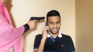 ZaidAliT - Brown parents on the phone
