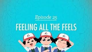 Feeling All the Feels: Crash Course Psychology #25