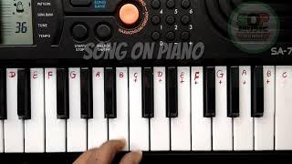 New zingi pavari ~on piano