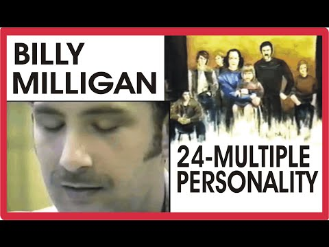 ★★★★★ Billy Milligan Documentary (Rare  Lost Interview Footage) - 24 Multiple-Personality - DiCaprio
