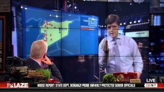 War Gaming Syria, Iran  -  TheBlaze