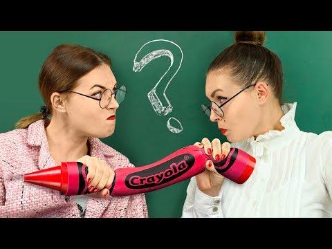 Xxx Mp4 10 Weird Ways To Sneak Giant Stress Relievers Into Class Anti Stress School Supplies Challenge 3gp Sex