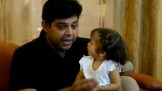 Daughter with Father Facebook cute.mp4