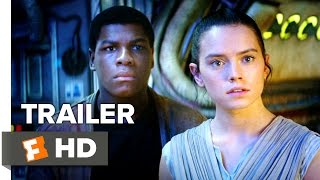 Star Wars: The Force Awakens Official Trailer #1 (2015) - Star Wars Movie HD