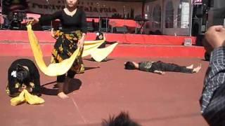 Ulek Mayang Dance @ Festival Malaysia Melbourne 2010