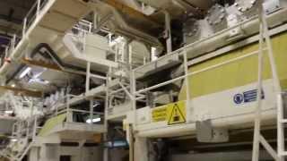 Barilla pasta factory in Parma